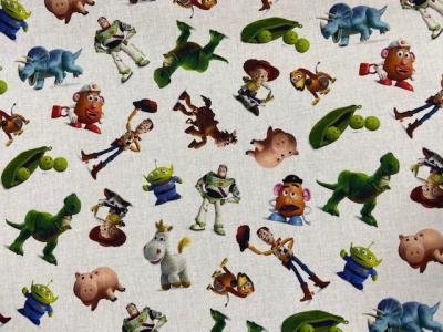 Tissu coton Toy Story Disney