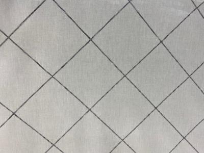 Tissu vinyle carrès